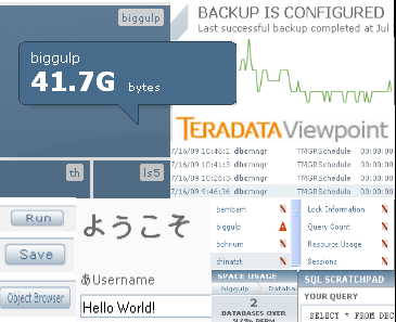 Collage of  Viewpoint 13.0.1 features
