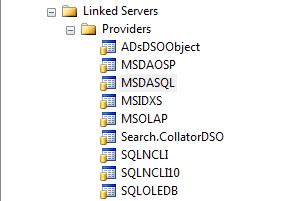 Setup SQL Server 2008 R2 Linked Server To the Teradata Database