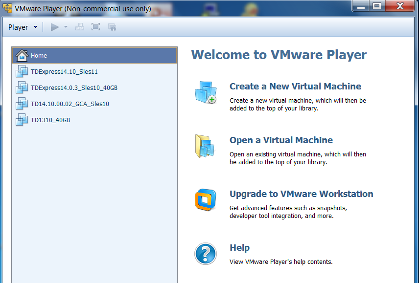Teradata Express 14 10 for VMware Player User Guide