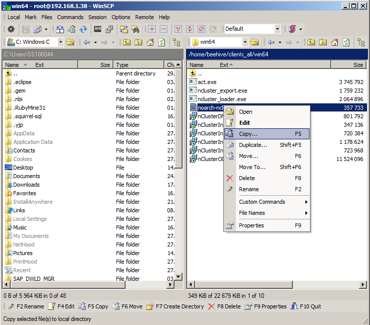 Eclipse - The other Aster Data SQL client | Teradata Downloads