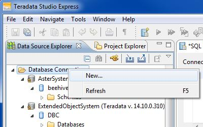 Teradata Studio Express | Teradata Downloads
