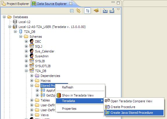 DSE Create Java Stored Procedure
